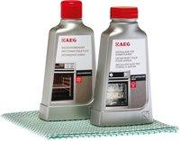 AEG Unterhaltungselektronik Reinigungsset für Dampfgarer A6OK3101 (2 x 250 ml)