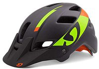 Giro Feature Mips Black-Lime-Flame