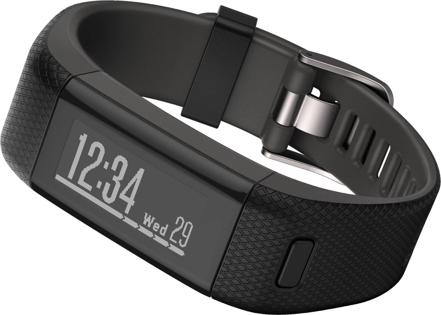 Fitness & Jogging Garmin Vivosmart3 lila regular Fitnesstracker Schrittzähler Sportuhr Herfrequenz