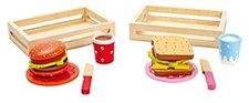 Legler Hamburger und Sandwich