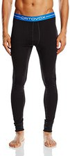 Ortovox Merino Supersoft Long Pants Men (85446) black raven