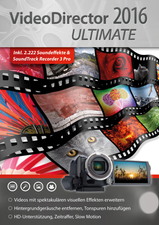 Markt+Technik VideoDirector 2016 Ultimate (DE) (Win) (Box)