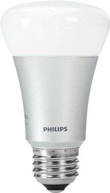 philips hue led lampe 9w e27 46173000 preisvergleich ab 59 95. Black Bedroom Furniture Sets. Home Design Ideas