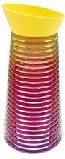 Zak Designs Swirl Karaffe, 1 L  rainbow