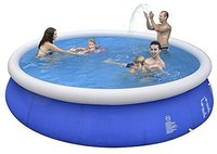 Jilong Quick Up Pool Set 450 x 90 cm mit Kartuschenfilter