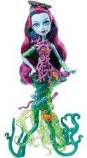 Monster High Greet Scarrier Reef Posea Reef