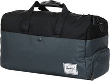 Herschel Lonsdale Duffle dark shadow/black