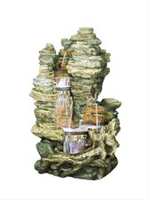 Ubbink Wasserfall-Brunnen Miami