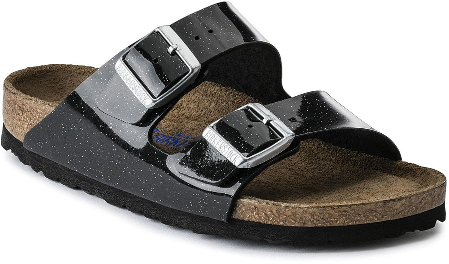 ca6024883255e4 Birkenstock Arizona Birko-Flor magic galaxy black günstig kaufen