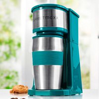 TV Das Original Gourmet Maxx 06457 Single-Kaffeemaschine