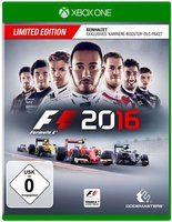 F1 2016: Limited Edition (Xbox One)