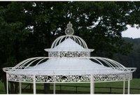CLP Trading GmbH Dach für Luxus Pavillon Romantik (Ø 3,5m)
