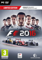 F1 2016: Limited Edition (PC)