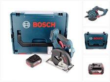 Bosch GKM 18 V-LI Professional (1 x 6,0 Ah in L-Boxx)