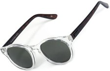 Le Specs Hey Macarena LSP1302116 (clear tortoise/green mirrored)
