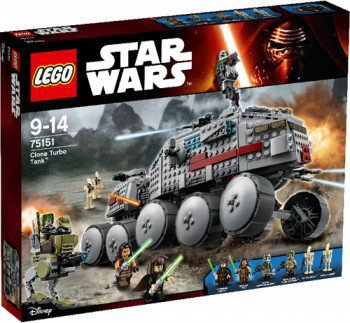 LEGO Star Wars Clone Turbo Tank (75151)