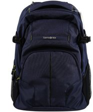 Samsonite Rewind Laptop Trolley Backpack dark blue