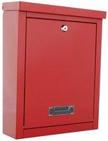 Rottner Waffenschränke Briefkasten Brighton rot