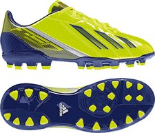 Adidas F10 TRX AG J electric/herin