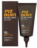 Piz Buin Ultra Light Dry Touch Sun Fluid Body SPF 15 (150 ml)