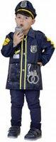 Besttoy Kostüm Polizist für Kinder (B11907)