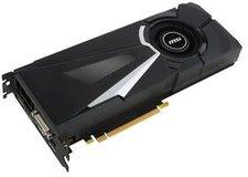 MSI GeForce GTX 1070 Aero OC 8192MB GDDR5