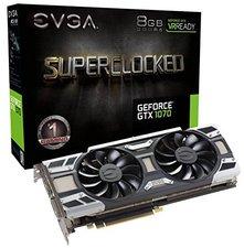EVGA GeForce GTX 1070 ACX 3.0 8192MB GDDR5