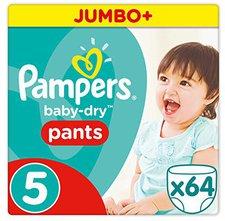 Pampers Baby Dry Pants Junior Größe 5 (12-18 kg)