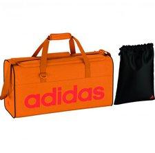 Adidas Linear Performance Teambag M eqt orange/black/bold orange