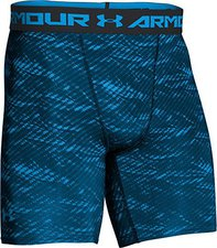 Under Armour Men's HeatGear Compression Shorts Printed