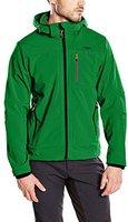 CMP Campagnolo Man Softshell Jacket Zip Hood (3A01787) Irish-Smoked