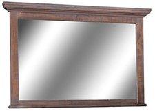 Wendland Möbel Wandspiegel I Verio Linde massiv braun gebürstet