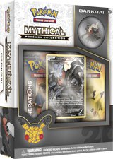 Pokemon Mysteriöse Kollektion Darkrai
