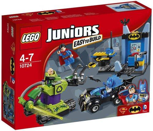 LEGO Juniors Batman & Superman gegen Lex Luthor (10724)