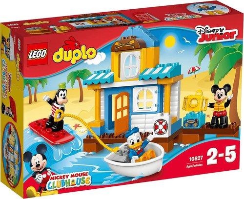 LEGO Duplo Mickys Strandhaus (10827)