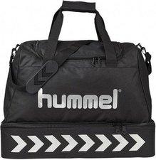 Hummel Authentic Soccer Bag S black/silver (40959)