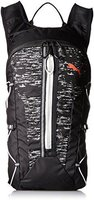 Puma Running Backpack black/reflective silver/graphic (73838)
