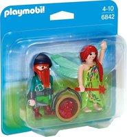 Playmobil Duo Pack Elfe und Zwerg (6842)