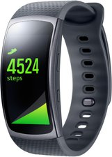Samsung Gear Fit 2 black L