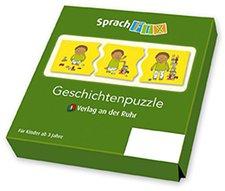 Verlag an der Ruhr Geschichtenpuzzle - Set 2