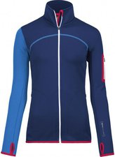 Ortovox Merino Fleece Jacket W Strong Blue
