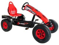 DINO CARS Edition X-Trail BF-3 red