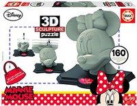 Educa Star Wars - Yoda 3D (16501)