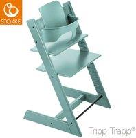 Stokke Tripp Trapp incl. Babyset Aqua Blue