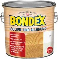 Bondex Isolier- und Allgrund weiß 2,5 l