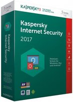 Kaspersky Internet Security 2017 (5 User) (1 Jahr) (DE) (Box)