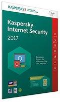 Kaspersky Internet Security 2017 + Android Security (1 User) (1 Jahr) (DE) (FFP)