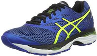 Asics Gel-Cumulus 18 imperial/safety yellow/black
