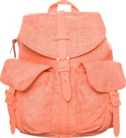 Herschel Dawson Backpack nectarine crosshatch rubber