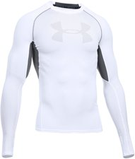 Under Armour Herren Kompressions-Shirt UA HeatGear Armour langärmlig